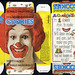 McDonald's - McDonaldland Cookie box - Ronald McDonald - 1981