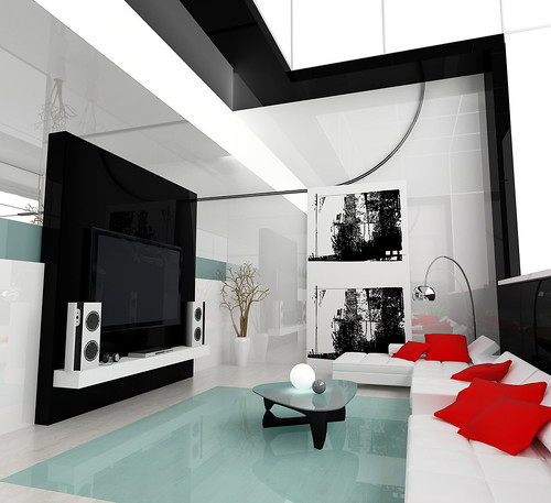Interior Design For Drawing Room | Unusual Attractions