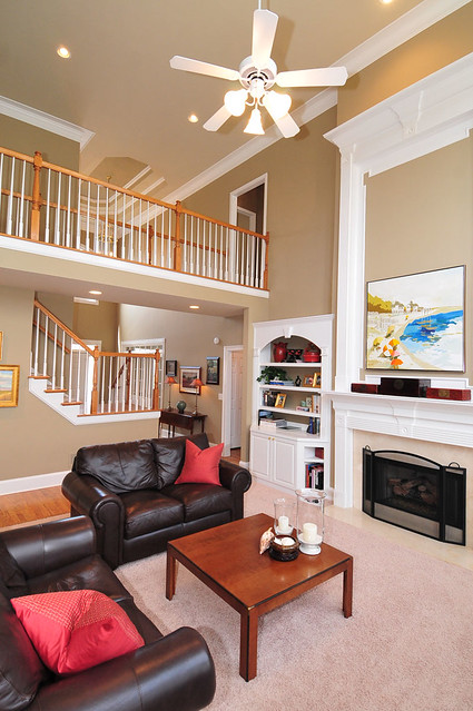 Two Story Foyer Painting Ideas