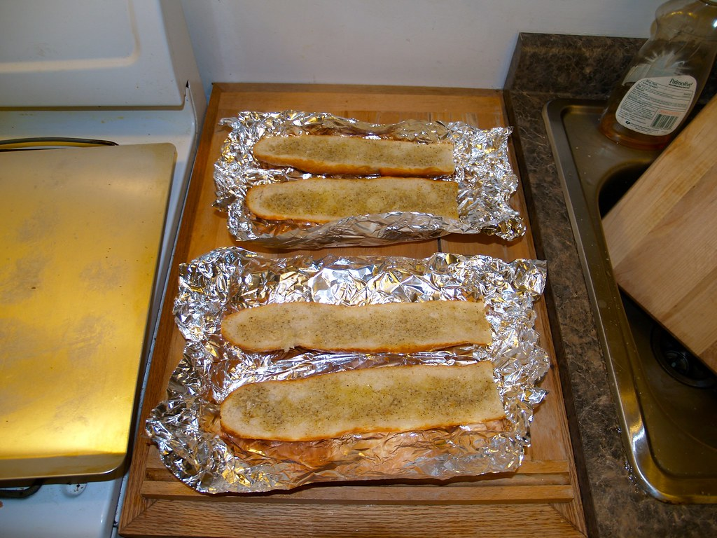 America S Test Kitchen Garlic Bread