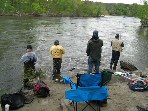 Shad Fishermen on the Connecticut River | by WNPR - Connecticut Public Radio