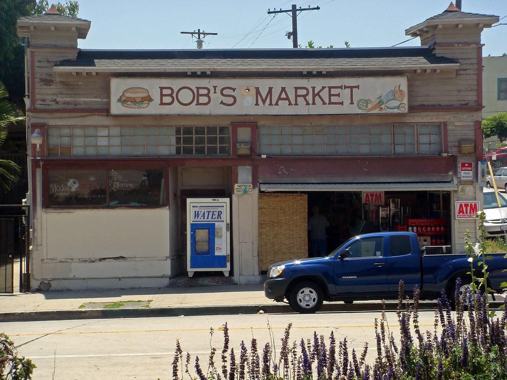 02b bob 39 s market hcm 215 e los angeles historic for Bob s fish market