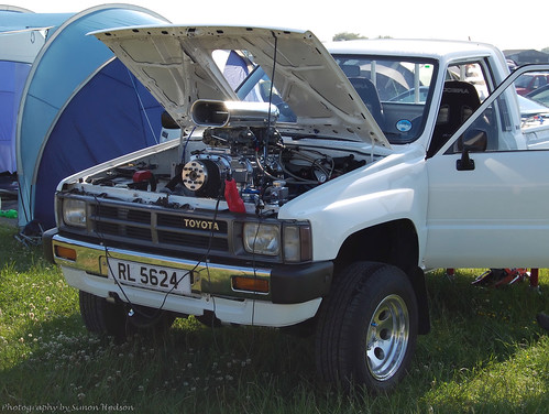 Toyota Hilux V8 Flickr Photo Sharing