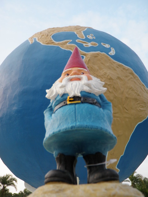 travelocity gnome on top of the world clearwater