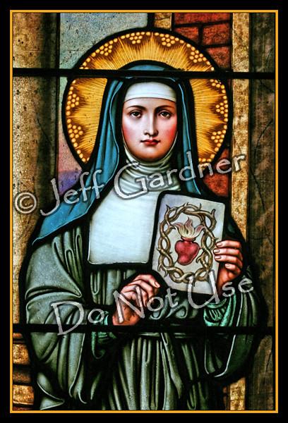 St. Margaret Mary Alacoque | St. Margaret Mary Alacoque ...