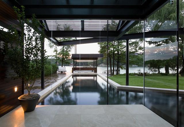 Austin Lake House Solarium Peninsula Bcarc Com Tour Html