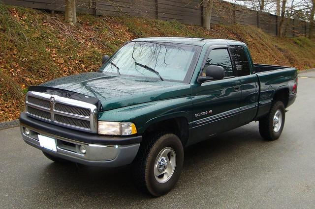 1999 dodge ram 1500 laramie 4x4 pickup truck flickr. Black Bedroom Furniture Sets. Home Design Ideas