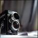 Hasselblad shoot Rolleiflex