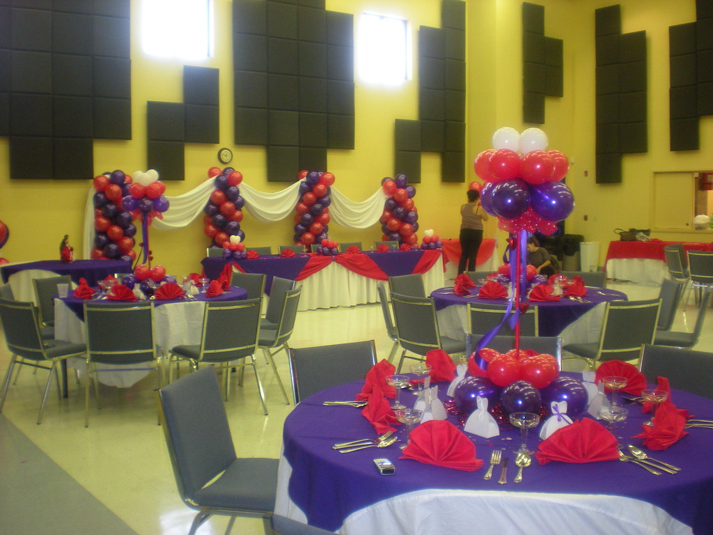 Quinceanera balloon decorations for Balloon decoration for quinceanera