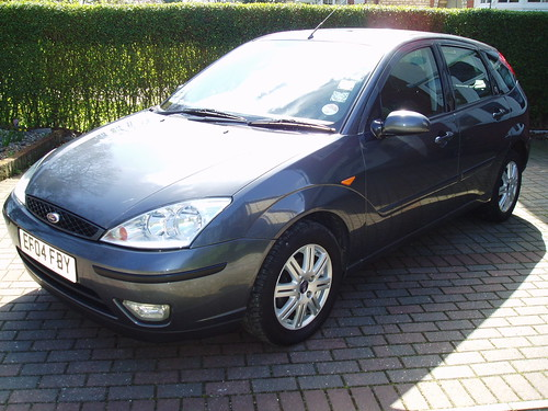 my old ford focus 1 8 tdci ghia flickr photo sharing. Black Bedroom Furniture Sets. Home Design Ideas