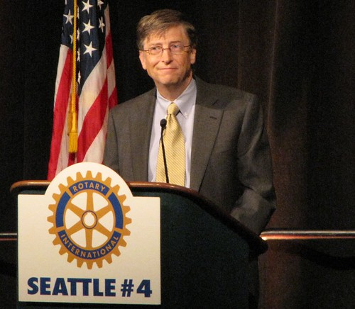 Bill Gates, March 2009 | by ToddABishop
