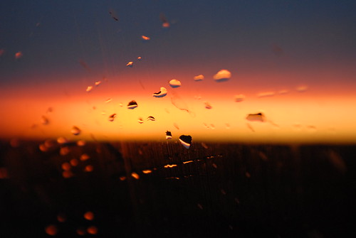 rain on my windscreen | by kyle heslop