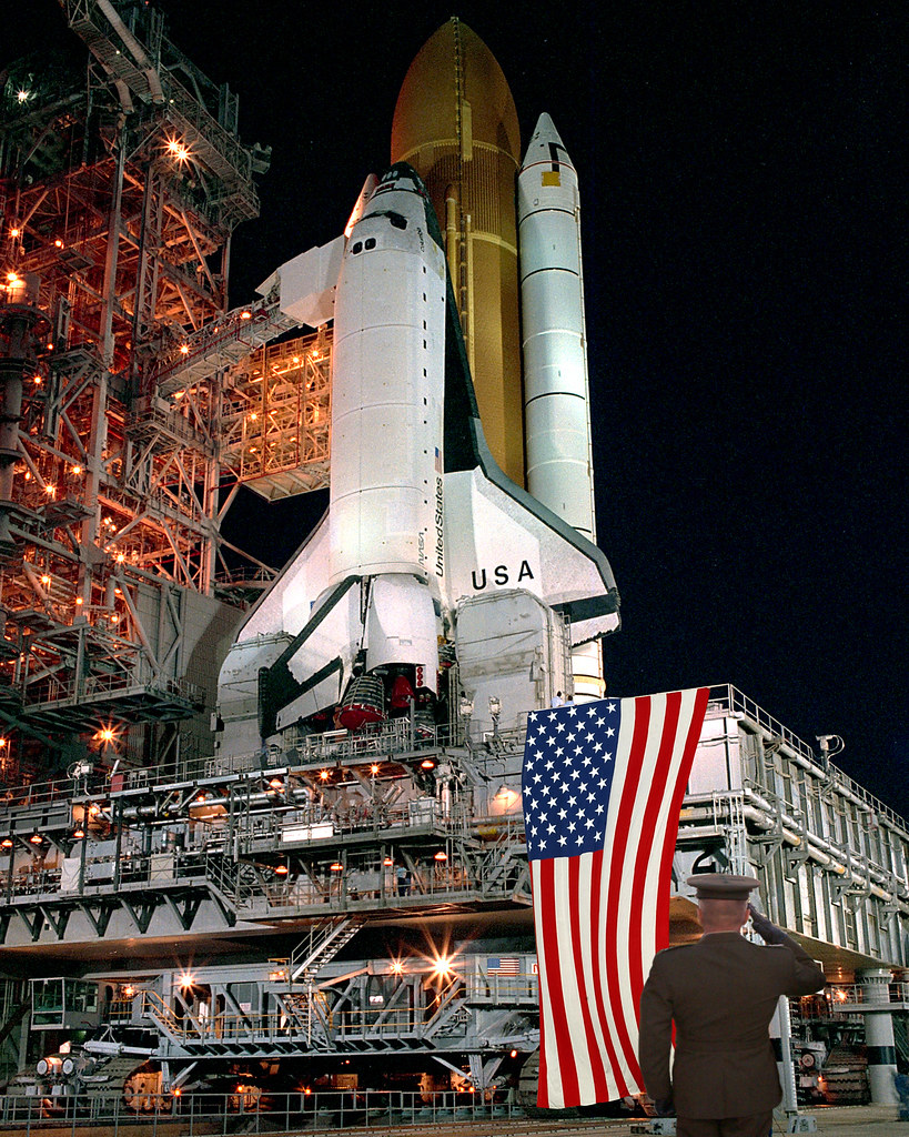 space shuttle columbia cover up - photo #5