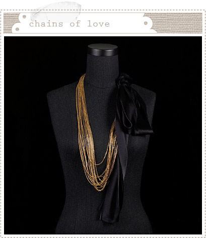 chainnecklace | by mer mag