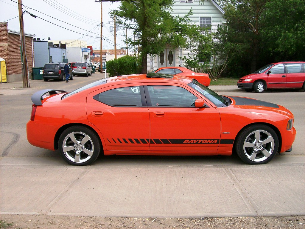 2006 Dodge Charger Daytona R T Limited Production Of The