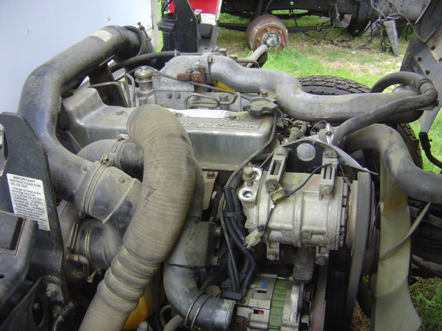 1200 Ud Nissan Diesel Engine1300 1400 Fd46ta U2 175hp 1999