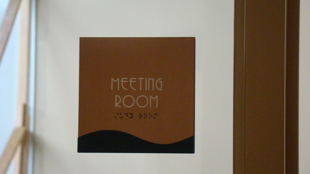 Meeting Room Signs Australia