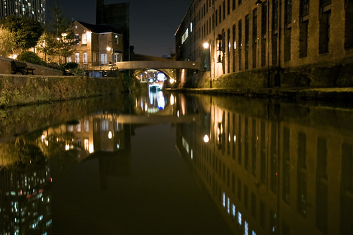 Still Water of The Castlefield Canals | by gifster1983
