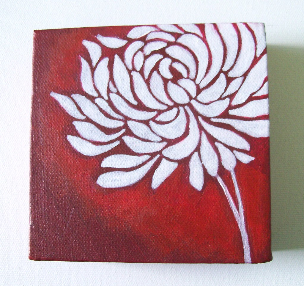 Easy Canvas Painting Simple Painting On Canvas