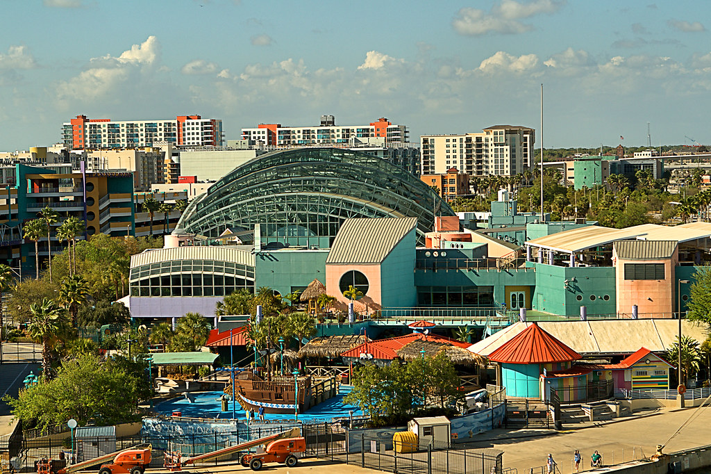 Tampa Aquarium Setting Sail On Our Cruise We Are Back