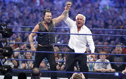 WWE 25: Mickey Rourke ...