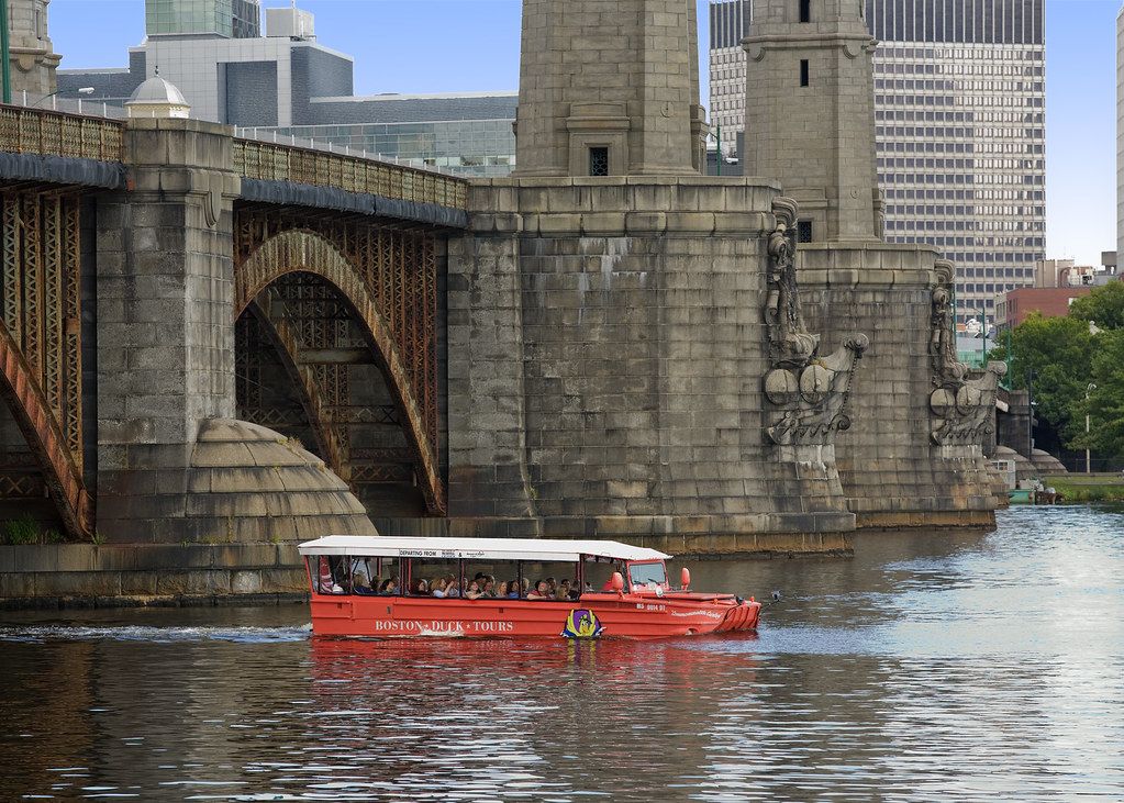 Free Boston Duck Tour Tickets