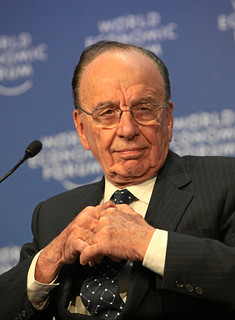 Rupert Murdoch - World Economic Forum Annual Meeting Davos 2009 | by World Economic Forum