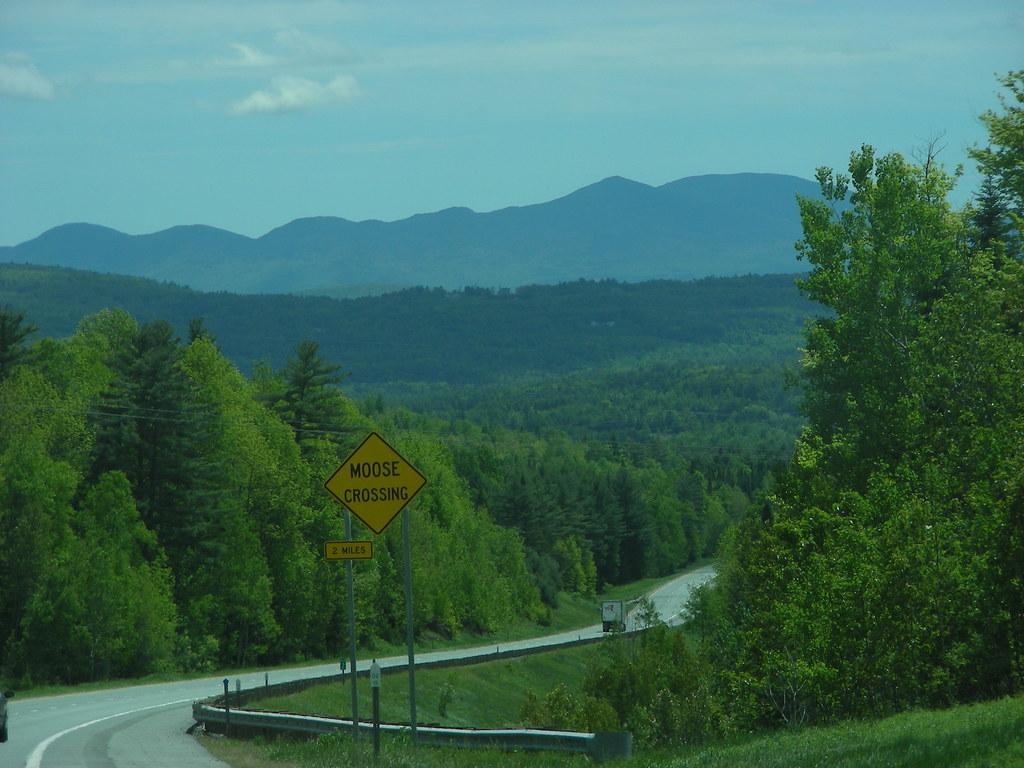travel road trips vermont