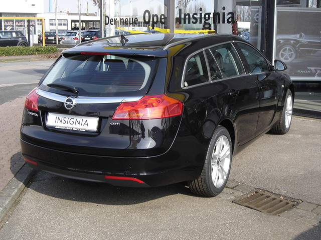 2009 opel insignia sports tourer the newest addition to th flickr. Black Bedroom Furniture Sets. Home Design Ideas