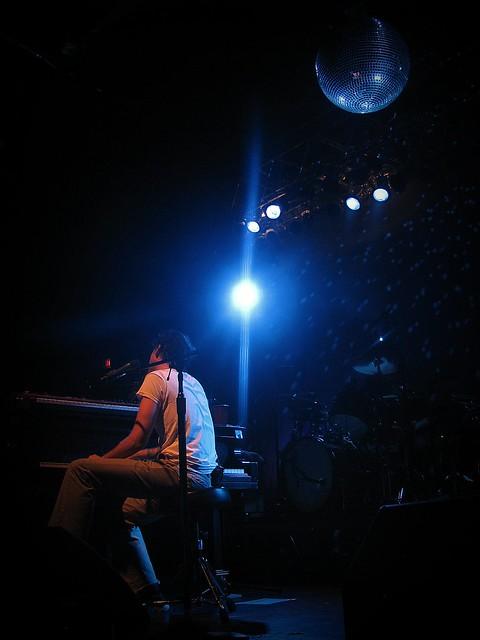 Andrew Mcmahon Tour