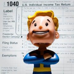 Day 105 - Tax Day! | by brianjmatis