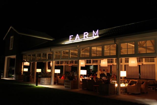 Farm restaurant at carneros inn flickr photo sharing for Farm at carneros inn