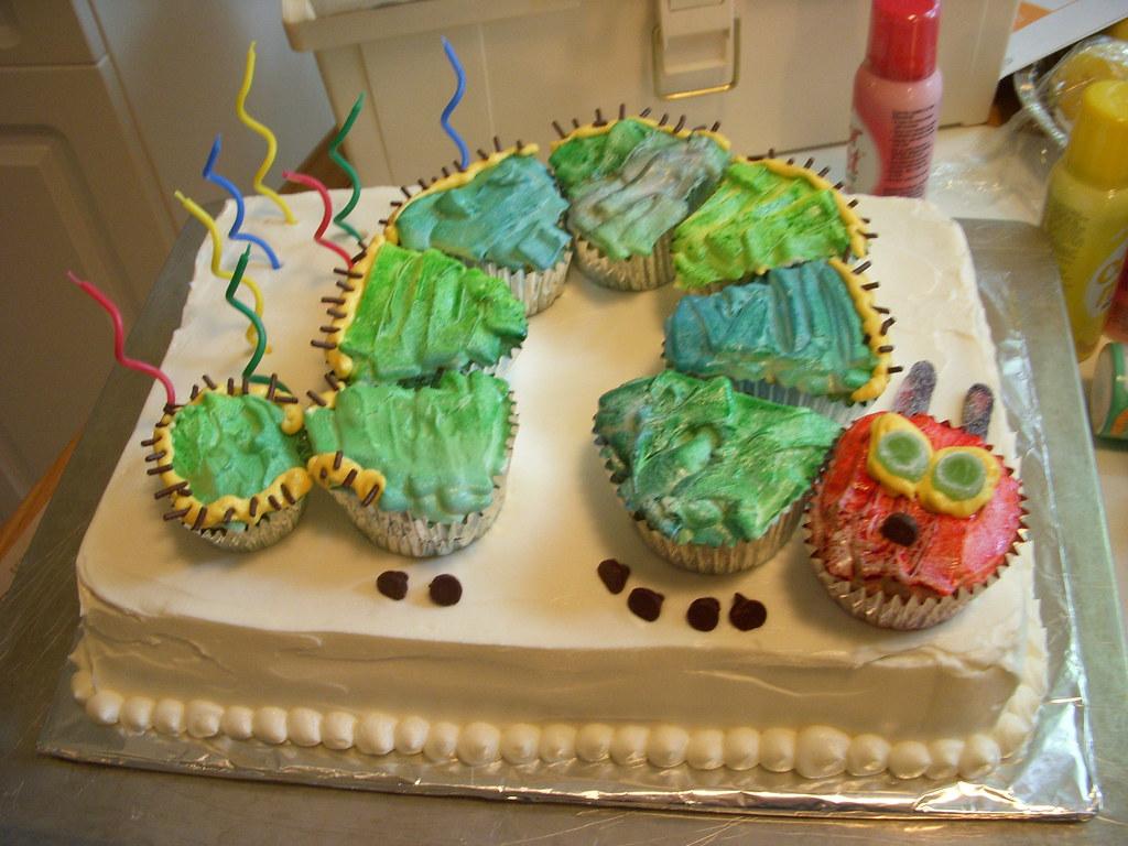 Caterpillar Cake Pan