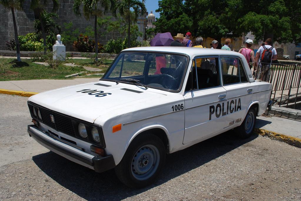 Cars Police Car >> Havana - Cuban Police Car 2 | Le Monde1 | Flickr