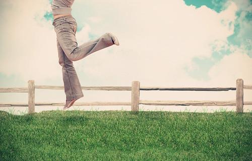 151/365... Just jumping, jumping | by Desirée Delgado