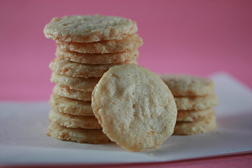 Food Librarian - Coconut Butter Thins (Tuesdays with Dorie) | by Food Librarian