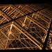 Louvre Pyramid Infinite Structure - Paris - France