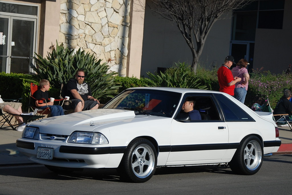 All Sizes Ford Mustang 5 0 Lx Foxbody Hatchback With