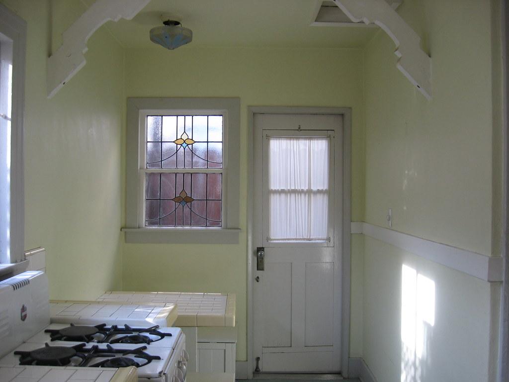 Kitchen back door carolyn flickr for Kitchen back door