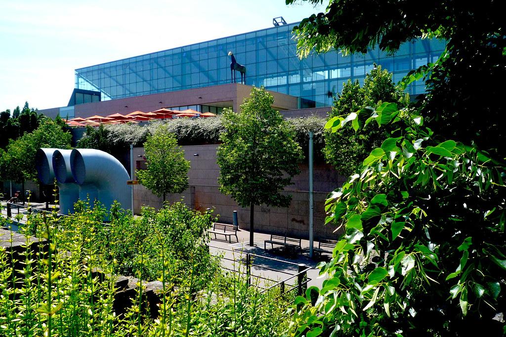 Strasbourg le mus e d art moderne et contemporain flickr - Musee d art moderne strasbourg ...