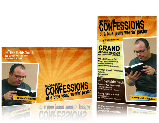 confessions grand opening postcard 8 5 x 5 5 postcard th flickr