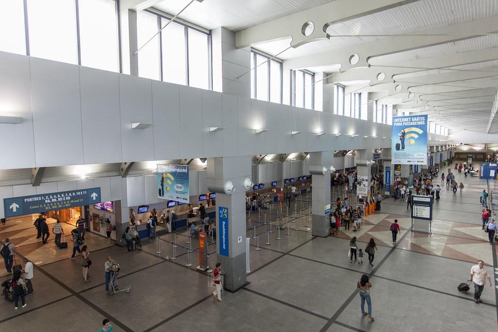 Aeroporto de salvador bahia brazil 9