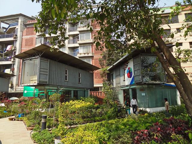 BRAC Kanon (Iqbal Habib), Gulshan, Dhaka / BD, 2014