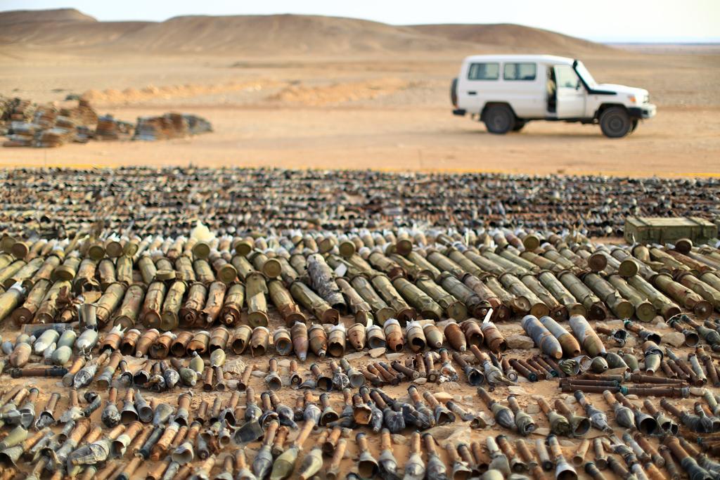 Explosive Remnants Of War In Post Revolution Libya Flickr