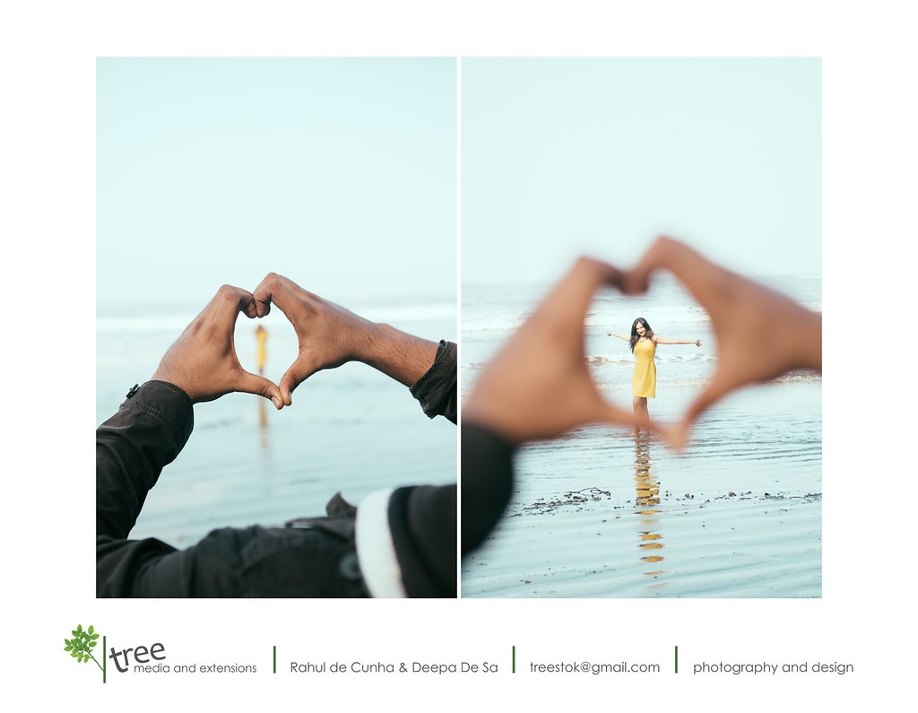 Pooja Amp Veejay Pre Wedding Shoot Goa Photography By