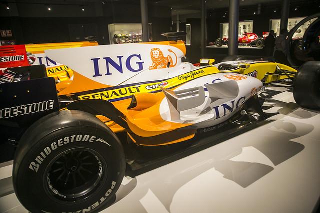 Museo Fernando Alonso