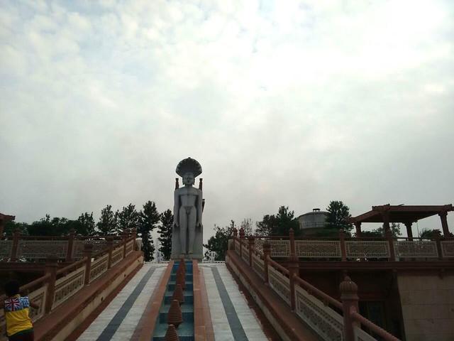 Bhagwan Parshvnath in Vahelna village