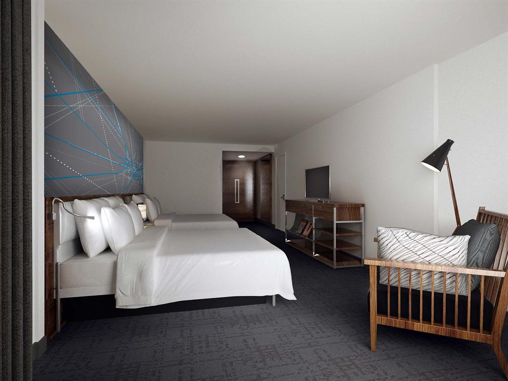 Le Meridien Atlanta Perimeter Double King Suite Bedroom Flickr