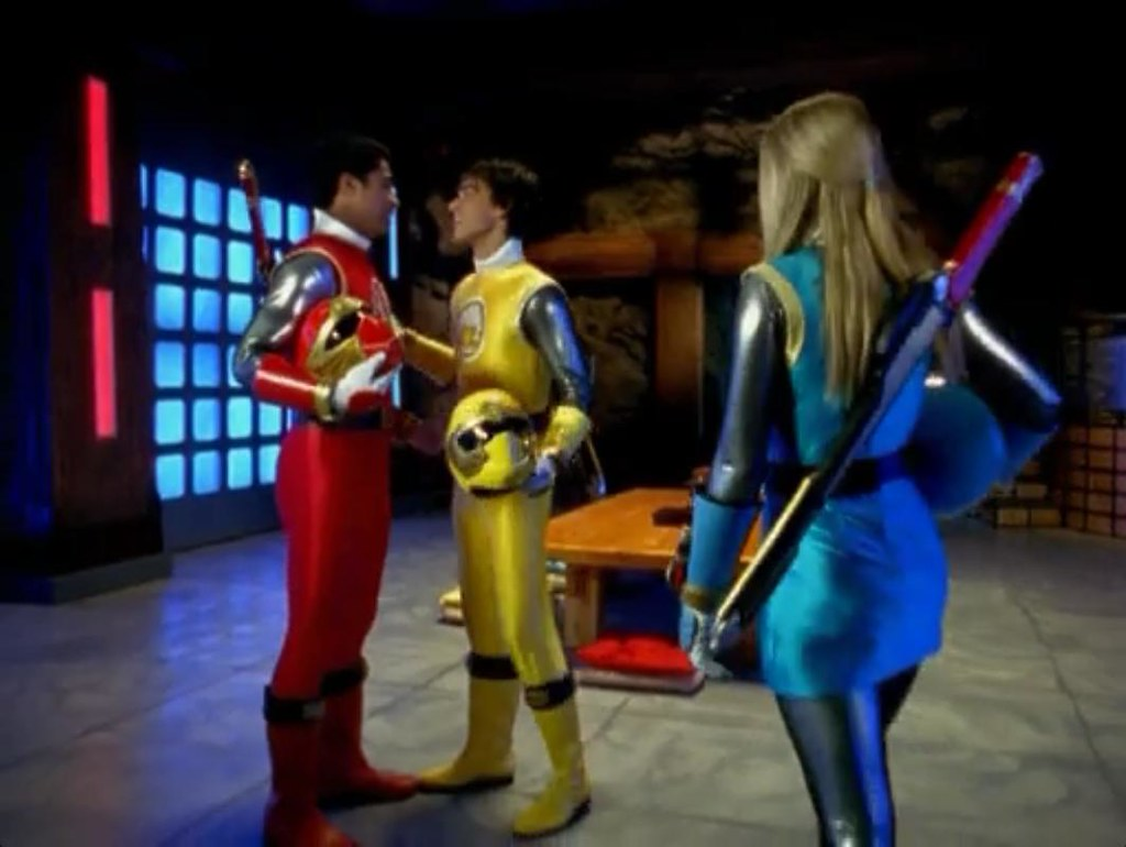 Rangers Shane, Dustin, and Tori | Power Rangers Ninja ...