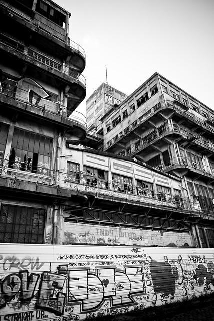 Failed urbex attempt at the former chambre de commerce et for Chambre de commerce et d industrie de paris
